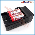 16340/18350 dual Li-Ion battery charger