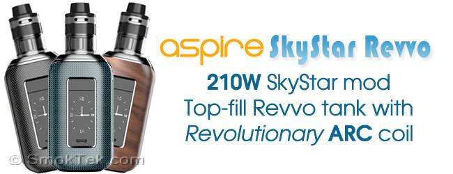 Aspire SkyStar Revvo Kits