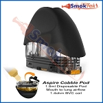 Aspire Cobble Pod (1.8ml) (3 pack)