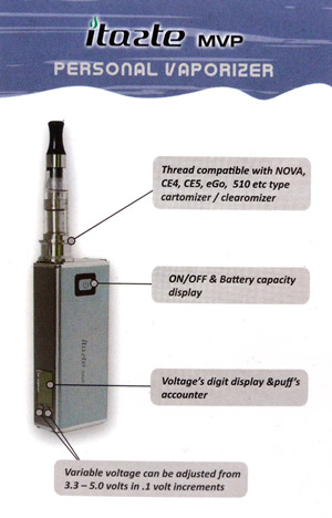 Innokin iTaste MVP Mini Manual