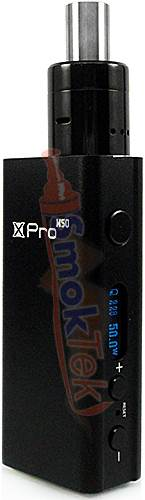 Smok XPro M50 Variable Power, 50Watt APV