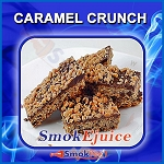 Caramel Crunch SmokEjuice, Premium Natural E-Liquid