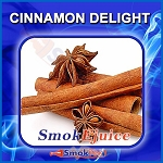 Cinnamon Delight SmokEjuice, Premium Natural E-Liquid