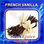 French Vanilla SmokEjuice, Premium Natural E-Liquid