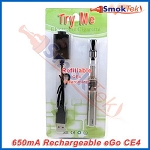 SmokTek Express eGo CE4 650 E-Cigarette Kit