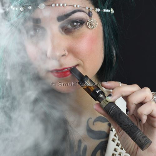 Vision E-Fire Wood Spinner Variable Voltage 1000mAh eGo Battery