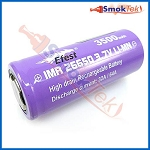 Efest Purple IMR26650 3500mAh 3.7V 32A High Drain Battery - Flat Top