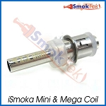 Replacement Coil Head for the iSmoka Mini or Mega BCC