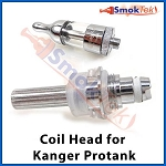 Replacement Coil Head for the Kanger ProTank/ProTank-2/EVOD