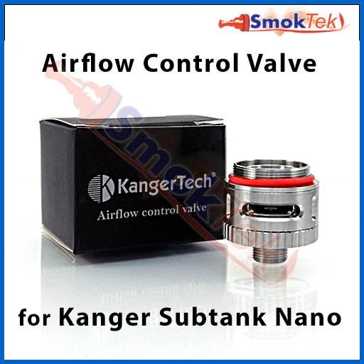 kanger subtank nano airflow control valve base. Black Bedroom Furniture Sets. Home Design Ideas