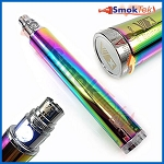 Vision Spinner Variable Voltage 1300mAh eGo Battery - Rainbow