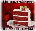 Red Velvet Cake Juice - by Hooligan Vapes
