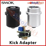 SmokTech Kick Adapter, Includes Variable Wattage Kick Module
