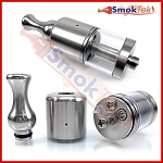 SMOK Pyrex RSST Rebuildable Genesis Style Atomizer, Stainless