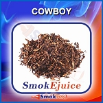 Cowboy SmokEjuice, Premium Natural E-Liquid
