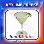 Keylime Freeze SmokEjuice, Premium Natural E-Liquid