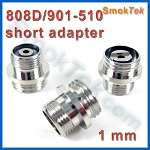 808D/901 shorty adapter - Use a 808D/901 carto/atty on a 510 threaded device