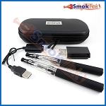 SmokTek eGo 1100 CE4 Clearomizer E-Cigarette Kit with carry case