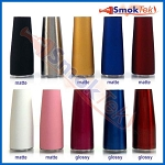 SmokTek eGo Cone for standard atomizer/cartomizer - silver trim