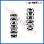 Stainless Spindle Drip Tip - 510/901/KR808