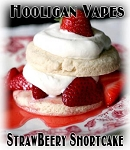 Strawberry Short Cake Juice - by Hooligan Vapes
