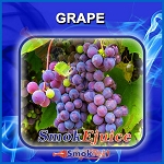 Grape SmokEjuice, Premium Organic E-Liquid