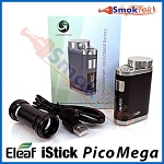 Eleaf iStick Pico Mega TC80W Express Kit - Black