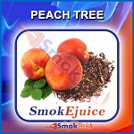 Peach Tree SmokEjuice, Premium Organic E-Liquid