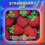 Strawberry Ice SmokEjuice, Premium Natural E-Liquid