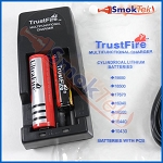 TrustFire TR-001 Li-Ion battery charger