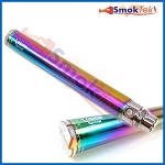 Vision Spinner Variable Voltage 1100mAh eGo Battery - Rainbow