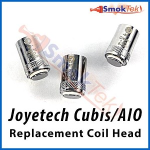 Joyetech Cubis / eGo AIO BF Replacement Coil Head