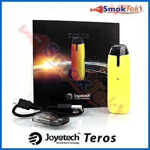 Joyetech Teros Pod Kit - 480 mAh - Yellow-Red