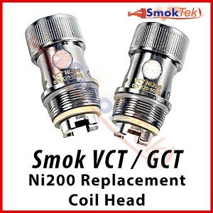 Smok VCT / GCT Nickel (Ni200) Replacement Head