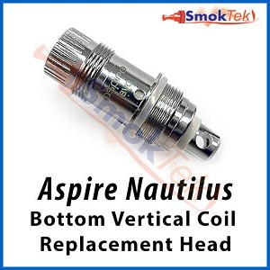 Aspire Nautilus Bottom Vertical Coil Replacement Head