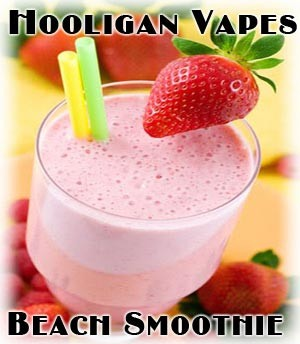 Beach Smoothie Juice - by Hooligan Vapes