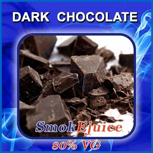 Dark Chocolate SmokEjuice, 80% VG Premium Natural E-Liquid