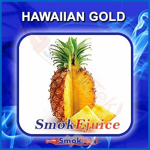 Hawaiian Gold SmokEjuice, Premium Natural E-Liquid
