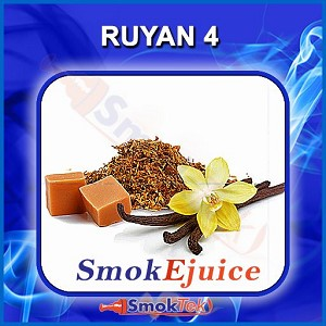 Ruyan 4 SmokEjuice, Premium Natural E-Liquid