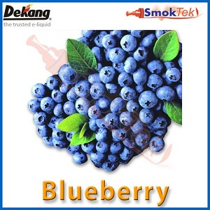 Blueberry E-Liquid by DeKang