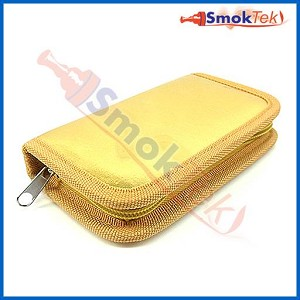 eGo Carry Case - Medium, Gold