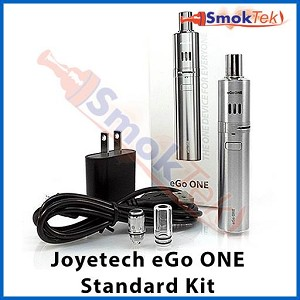 Joyetech eGo ONE Standard Kit - 1100 mAh - Stainless