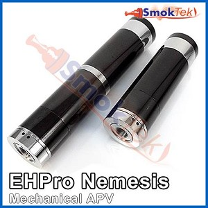 EHPro Nemesis Mechanical Mod - Black