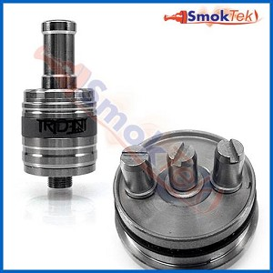 Trident V2 Rebuildable Dripping Atomizer - Stainless