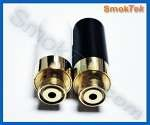 510 Atomizer 1.7 ohm -matte black