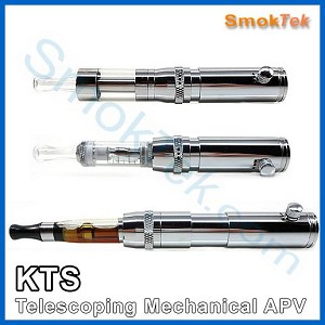 Kamry KTS Telescoping Mechanical Mod - Chrome