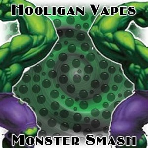Monster Smash Juice - by Hooligan Vapes