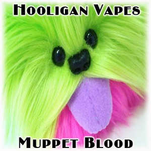 Muppet Blood Juice - by Hooligan Vapes