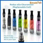 ReDux Replaceable Coil Clearomizer for 510/eGo, 2.4 ohm