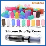 Sanitary Silicone Tip for e-cigs - Fits CE4/CE5/510 tips